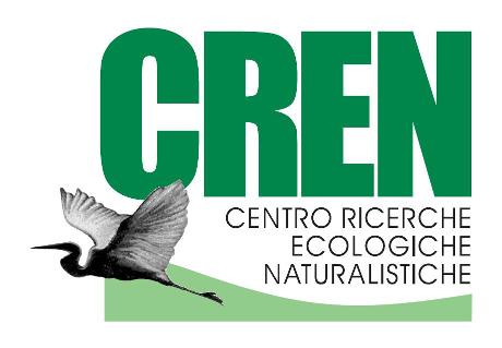 logo CREN logo CREN Centro Ricerche Ecologiche Naturlistiche